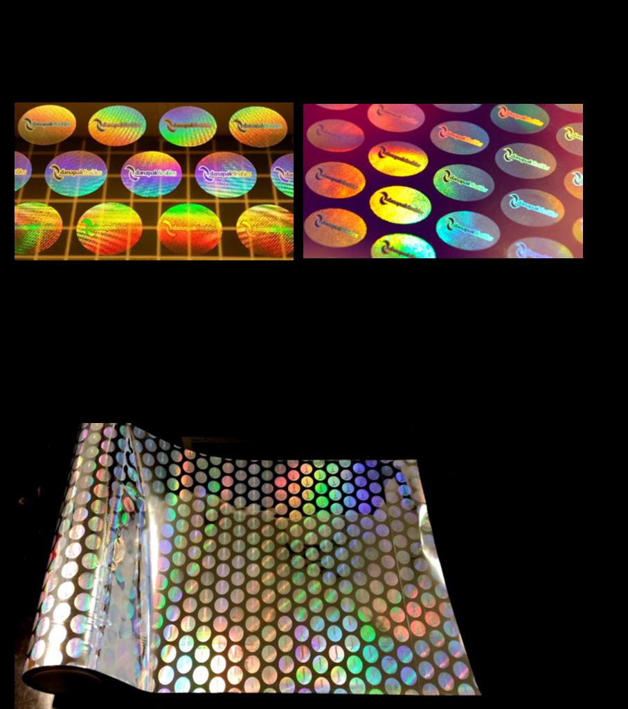 HolographicLogo